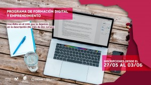 Capacitaciones online en Angaco: comienzan las inscripciones