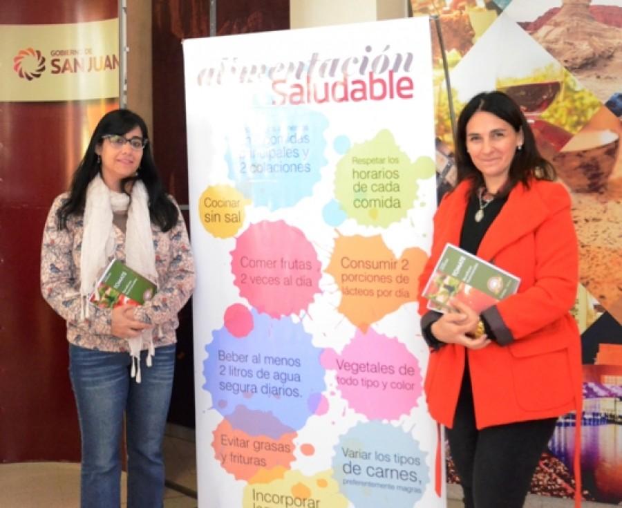 Nutrición participó del V Encuentro del Tomate