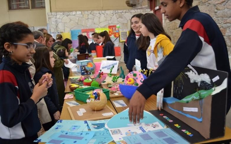 Exponen proyectos de la Feria Zonal de Innovación Educativa