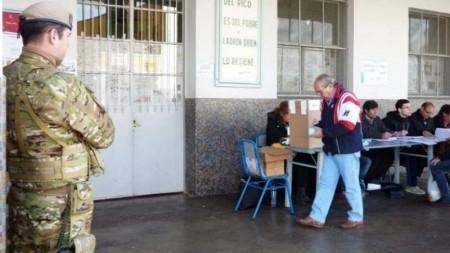 Modalidad de funcionamiento de las escuelas afectadas a las elecciones