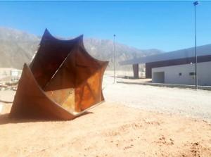 La flor del desierto, una obra que relaciona el paisaje sanjuanino con Anchipurac