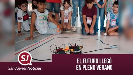El futuro llegó en pleno verano | #SanJuanEnNoticias