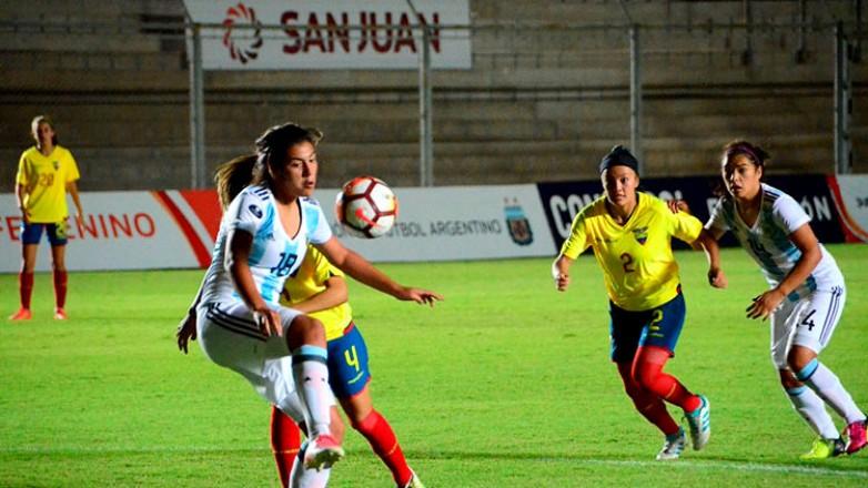 Comienza el Campeonato Sudamericano Sub-20 Femenino