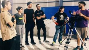 Un taller audiovisual para explorar la creatividad