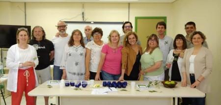 Productores locales participaron del encuentro SUDOLIVA en Brasil