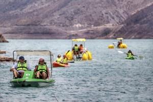 Los turistas dejaron más de $240 millones durante la primera quincena de enero
