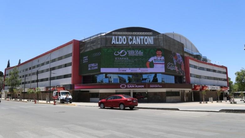 Cómo acceder a las prestaciones de los estadios Aldo Cantoni y San Juan del Bicentenario