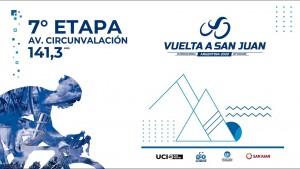Séptima y última etapa de la Vuelta a San Juan 2020