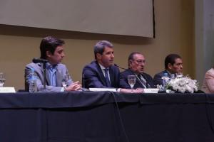 Uñac presente en la apertura del Congreso Iberoamericano sobre Cooperación Judicial
