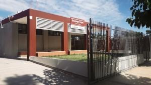"""Cristian Hernández: """"Trabajamos para garantizar infraestructura en todas las áreas"""""""