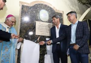 Concepción celebró el bicentenario de su parroquia y nuevas obras en la plaza