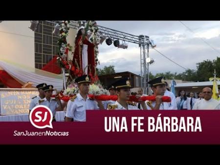 Una fe Bárbara | #SanJuanEnNoticias