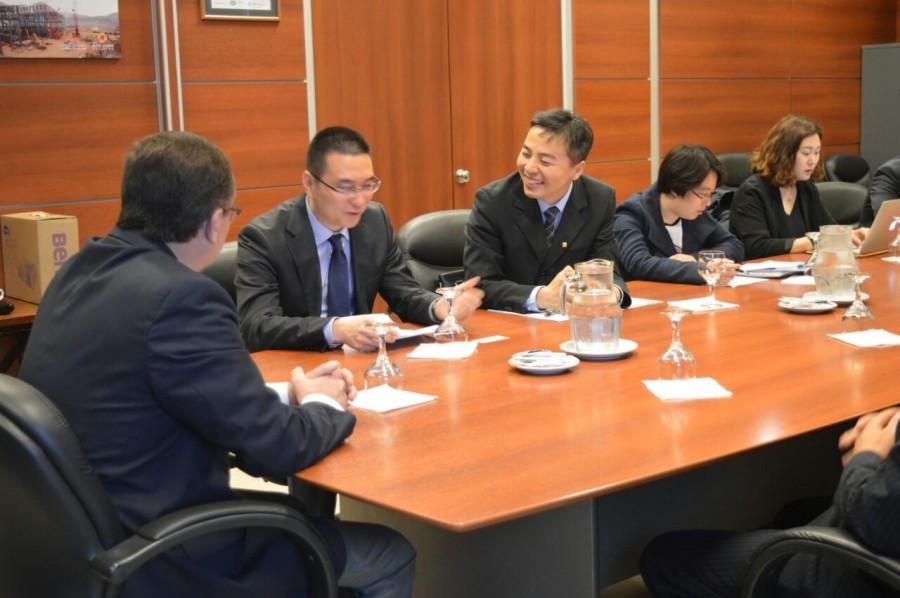Inversores chinos, interesados en las oportunidades que brinda San Juan
