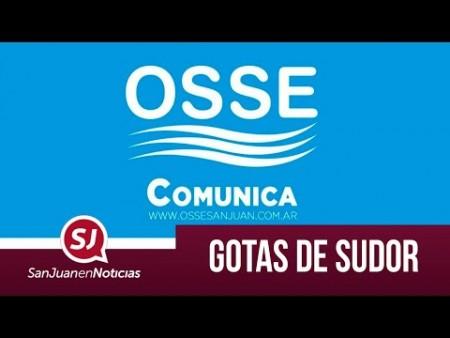 Gotas de sudor | #SanJuanEnNoticias