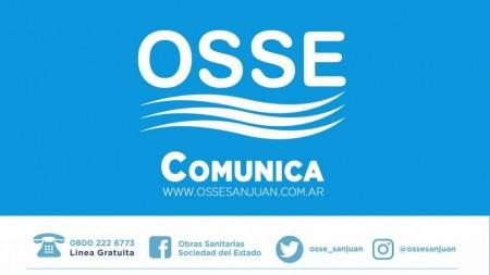 OSSE trabaja en la normalización del servicio en zonas afectadas