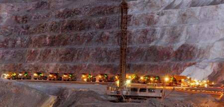 Conocé los números de la mina más grande del país, que está en San Juan