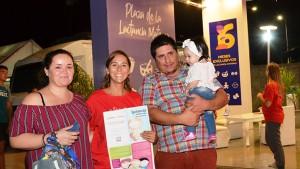 Con un stand exclusivo, Salud promueve la lactancia materna como herramienta de prevención