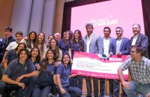 Premiaron a las escuelas ganadoras de #Mirame, el concurso para prevenir adicciones