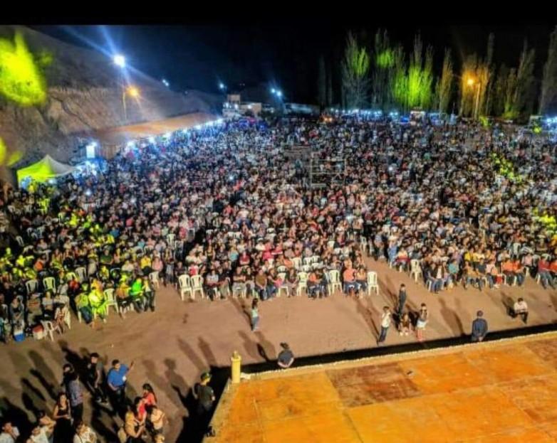 Calingasta se prepara para recibir la popular Fiesta Provincial del Ajo