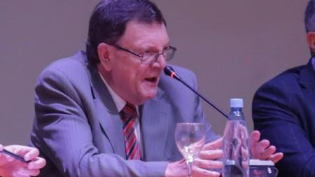 """Del Bono presentó el """"Modelo San Juan de los PDTS"""" en el encuentro nacional de RADoI"""