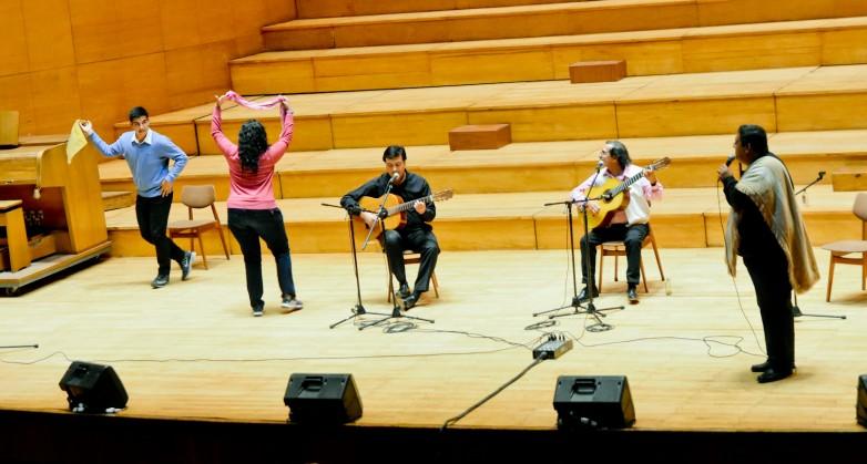 El Auditorio presenta el Ciclo Voces de Nuestra Tierra