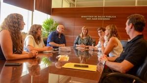 La Ministra de Salud firmó un convenio  de cooperación con la Fundación Pediátrica Argentina