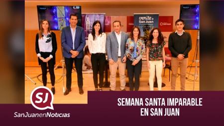 Semana Santa imparable en San Juan   #SanJuanEnNoticias