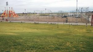 Licitaron el mantenimiento de espacios verdes del Complejo Costanera