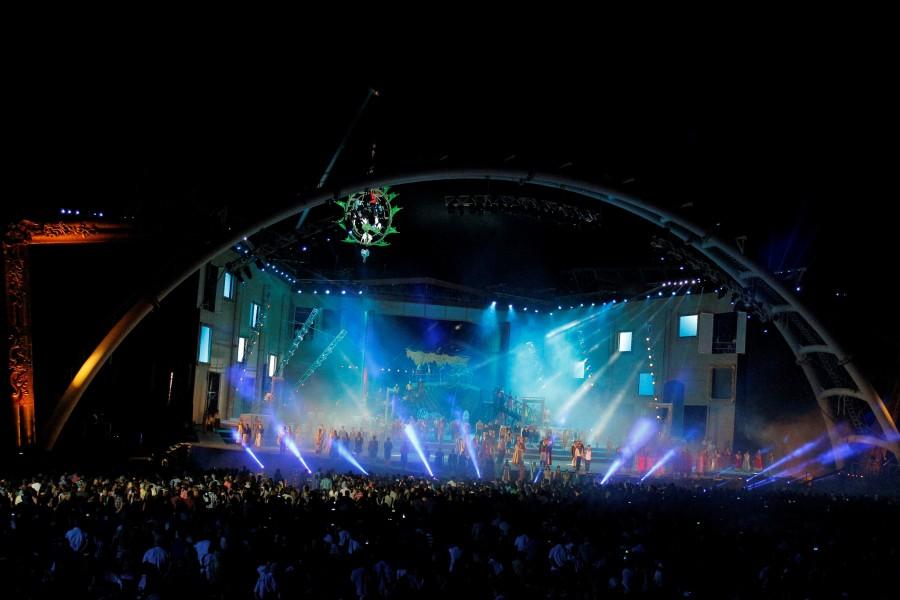 Esta noche habrá Carrusel y tocará Ulises Bueno; el domingo será el turno del espectáculo final