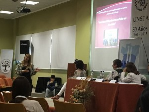 San Juan participó activamente del XVI Congreso de la Federación de Medicina Familiar y General