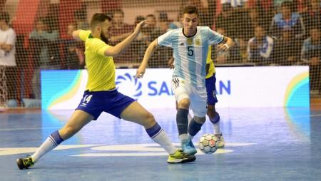 Argentina llegará el jueves y Brasil lo hará un día después