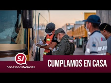 Cumplamos en casa | #SanJuanEnNoticias