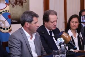 Firman con Telefónica acuerdo para potenciar la educación, la ciencia y la tecnología