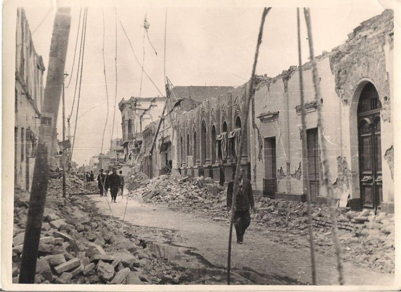 Se cumplen 75 años del terremoto que devastó San Juan