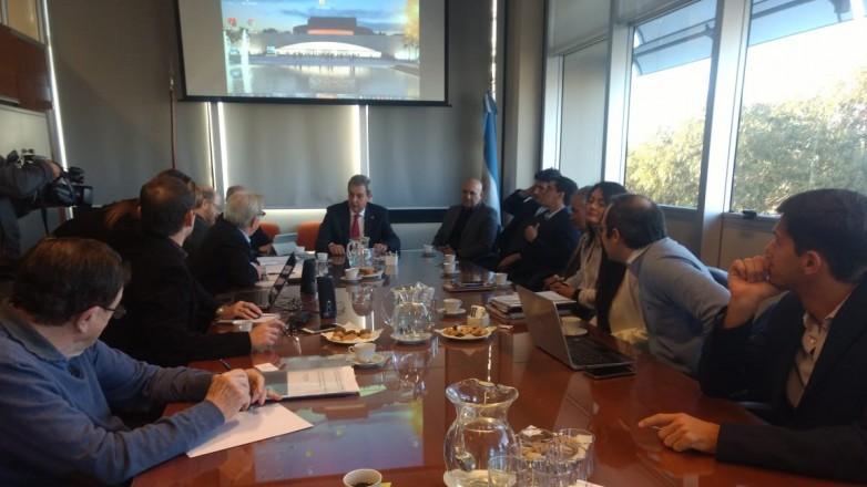 San Juan trabaja en cooperación con la Unión Europea para impulsar la ganadería y la agricultura