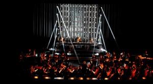 Cattáneo y la Orquesta Sinfónica impactaron con un concierto innovador