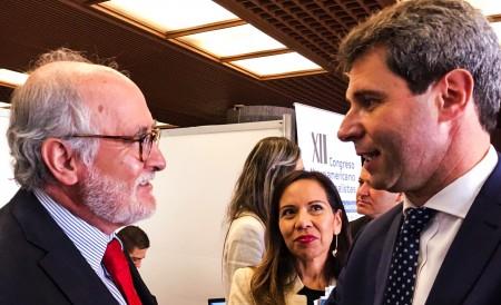 El gobernador Uñac recibirá la máxima distinción al mérito municipalista de la UIM