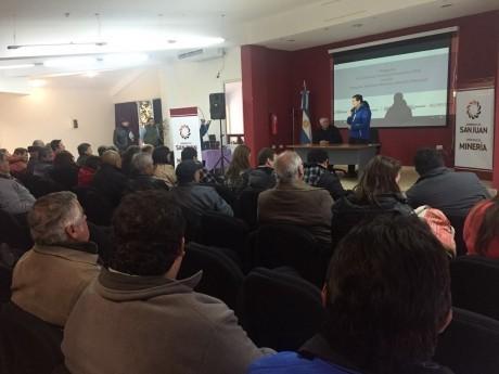 Sarmiento, Albardón, Iglesia y Calingasta, ya participan del Programa de Asistencia Financiera 2016