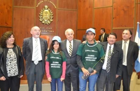 IV Parlamento de Clubes Ambientales Escolares