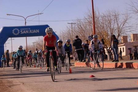 Exitoso año para las Escuelas de Iniciación Deportiva de ciclismo en la provincia