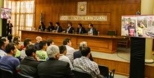 Anunciaron la realización del Campeonato Panamericano de Ciclismo Master en San Juan