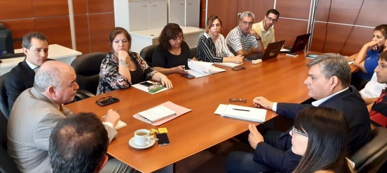 A través de mesas de trabajo, Ambiente y municipios buscan optimizar la gestión