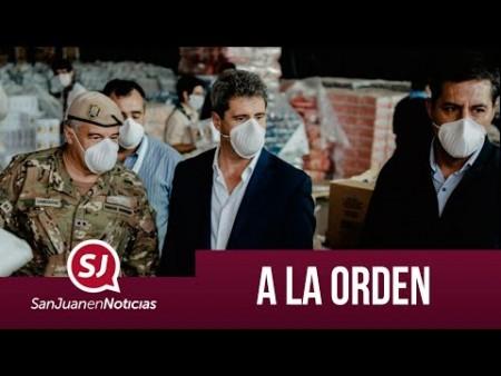 A la orden | #SanJuanEnNoticias