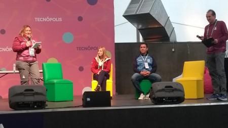Tabachnik en los Juegos Olímpicos de la Juventud