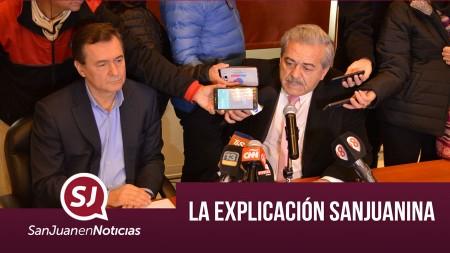 La explicación sanjuanina | #SanJuanEnNoticias
