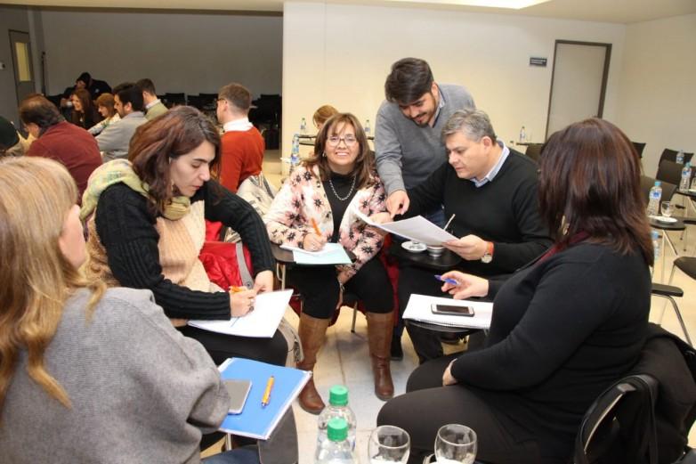 Funcionarios de Desarrollo Humano intercambiaron ideas sobre el San Juan del 2030