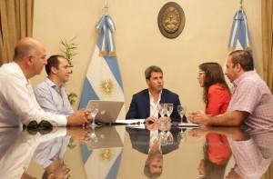 Importante grupo empresario sanjuanino proyecta la construcción de un hotel cuatro estrellas