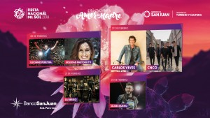 El 22 de enero comenzará la venta de entradas para los shows de FNS 2018