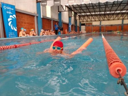 Noventa chicos participaron de un encuentro de Escuelas de Iniciación Deportiva