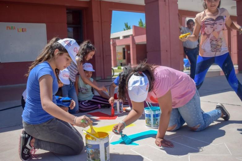 Las Jornadas Solidarias Integrales de Juventud pasaron por 25 de Mayo